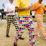 What's up Mr. Fancy Pants?! #golf #golfing #instagolf #instagolfer #golfpants…