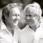 The King and The Bear! #golf #instagolf #instagolfer #golfing #jacknicklaus…