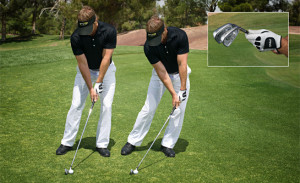 The Key to Hitting Down On Your Irons