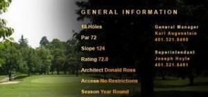 Triggs Memorial Golf Course Is A Gem In Rhode Island