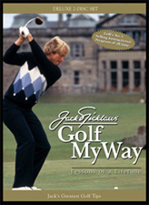 "Jack Nicklaus ""Golf My Way"" Available for First Time on DVD"