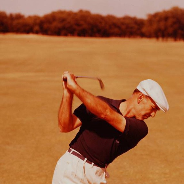 The one and only - Ben Hogan golf benhogan instagolf…