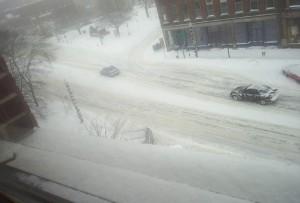 Snow Bound!