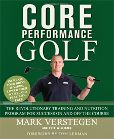 Core Performance Golf: The Training Program That Will Set Your Game Free