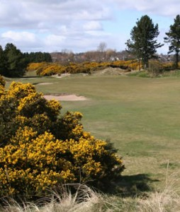 John's Big Golf Adventure Continues – Monifieth – Tue April 28