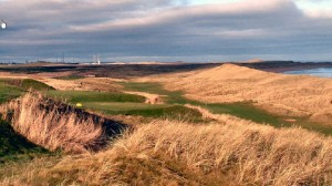 John's Big Golf Adventure Continues – Peterhead – Sun April 26