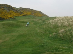 Scottish Links Golf Not For Everyone