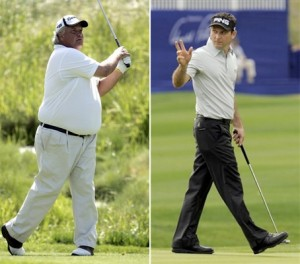 The Thick and Thin of the PGA Tour