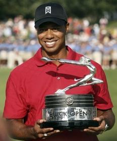 Tiger Wins On Nationwide Tour!