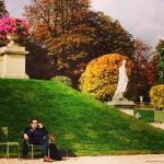 Luxembourg Gardens Paris instacool paris instagood instalike green publicgardens