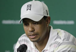 Masters Press Conference with Tiger Woods