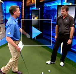 Michael Breed and Nick Faldo on The Golf Fix