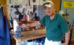 Bob Swets of NoSwetGolf
