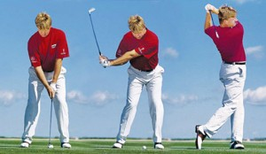 Perfect Your Swing With Position Practice