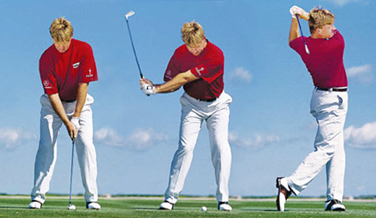 Perfect Your Swing With Position Practice Golfdashblog