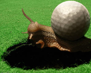 Slow Play ruins golf