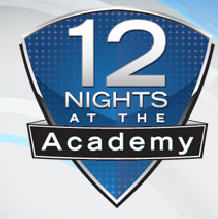 12 Nights At the Academy, the golf channel
