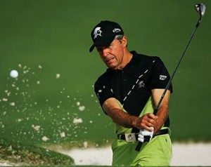 Gary Player On Playing From The Sand