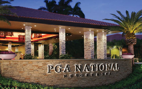 PGA National, Palm Beach Gardens Florida