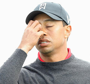 Tiger Doesn't Need A Swing Coach