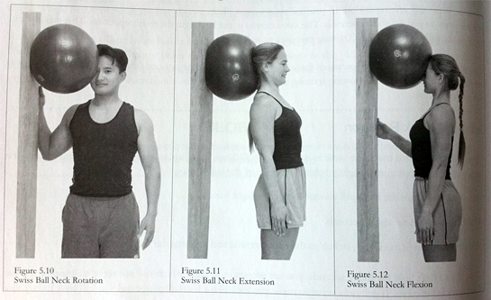 Neck Strength And The Golf Swing