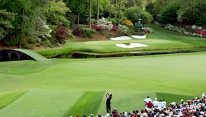 Day 3 at the 2011 Masters