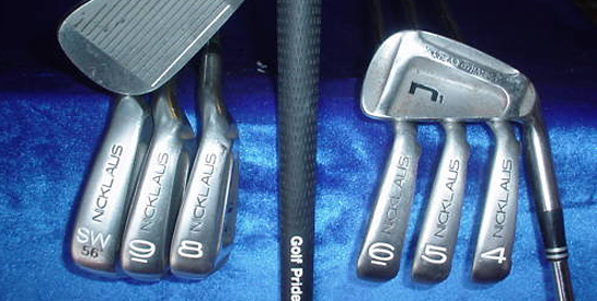nicklaus ni irons Getting Custom fit for New Golf Irons