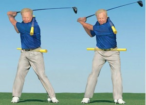 The X Factor in the Golf Swing