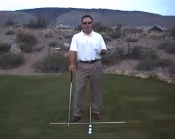 How to consistently strike golf balls!