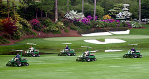 The Masters 2012