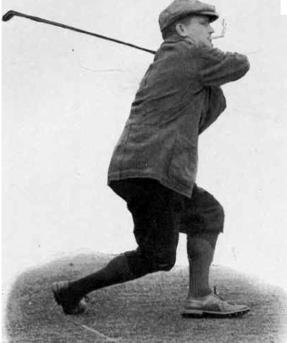 The Golf Gods Abandon H.H. Hilton
