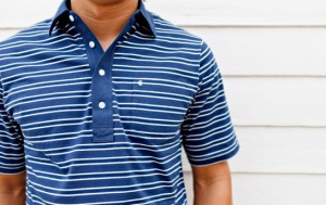Beautiful Organic Golf Shirts from Criquet