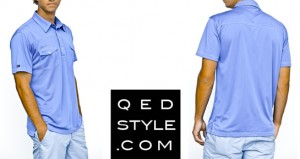 Q.E.D. – Stylish, New Golf Apparel