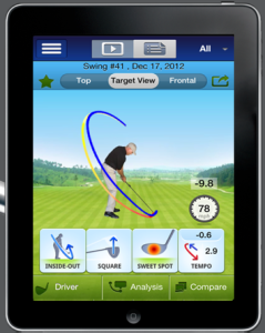 Review of SwingTIP – Golf Swing Analyzer