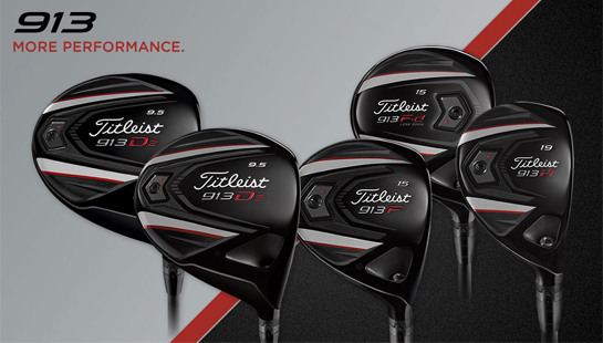 titleist 913 Titleist Starts New Season in Control