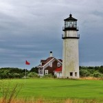 Lighthouse at Highland Links Truro MA  golf instagolf instagolferhellip