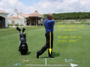 Check Down Your Swing Before Takeoff