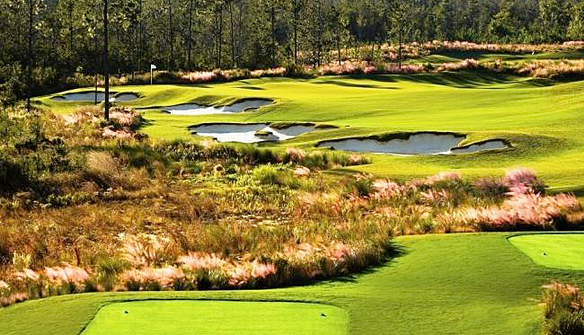 Mississippi's The Preserve Golf Club
