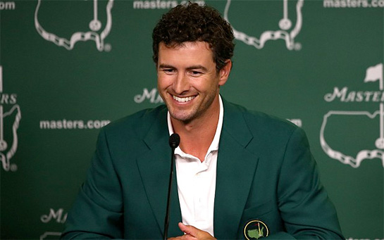 adam scott masters 6 Traits That Make Adam Scott a True Champion