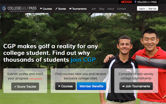 college golf pass Quick 9 Interview with CollegeGolfPass CEO, Kris Hart
