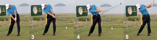 els club release How to Achieve a Proper Release in the Golf Swing