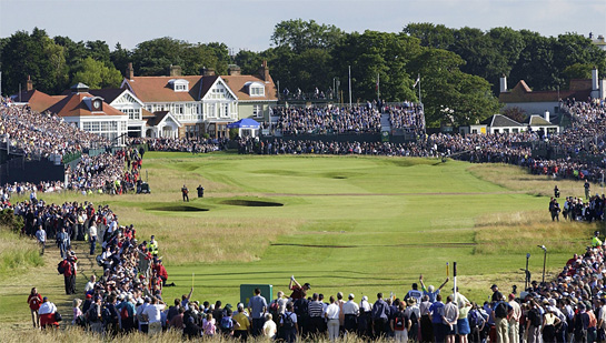 muirfield Muirfield Perfect Venue for Vintage British Open
