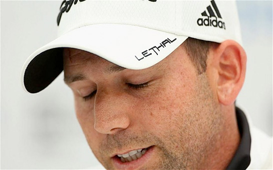 sergio garcia Why Sergio Will Never Win a Major