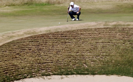 2013 British Open at Muirfield