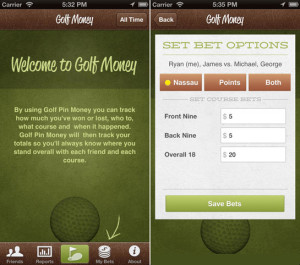 Keep Track of Your Bets with Golf Money