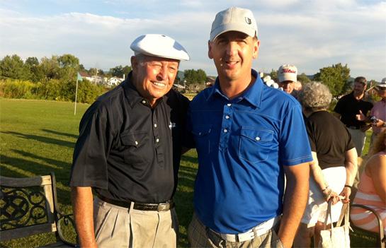 Bob Toski and Doug Farrick