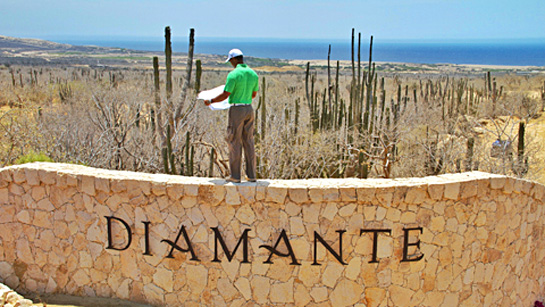Tiger Woods Diamante Golf Course