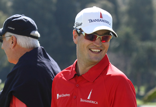 zach johnson pro golfer Zach Johnson and the Masters