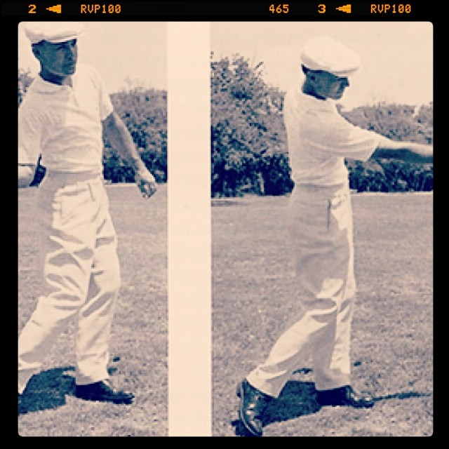 BLOG POST: Golf & the Alexander Technique. #golf #alexandertechnique #golfswing | http://bit.ly/1vPhkF2