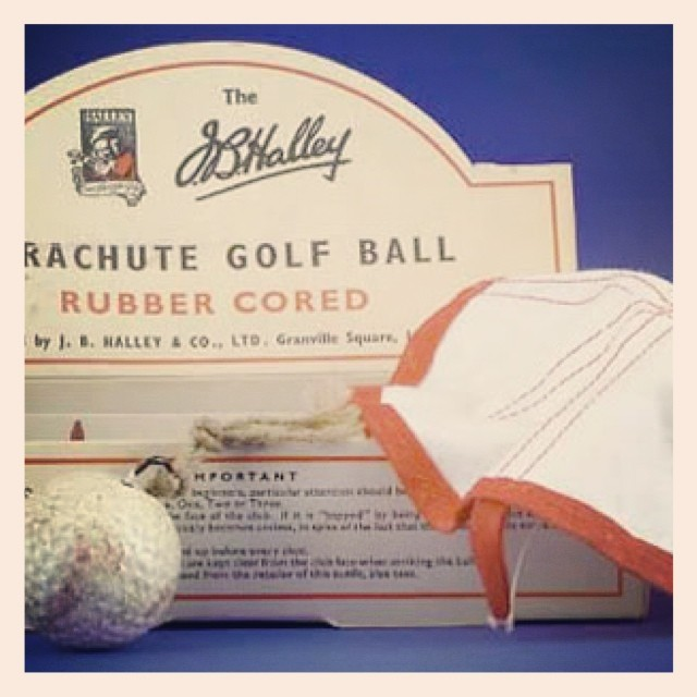 ON OUR BLOG: parachute golf balls. Fun. Fun! #golf #golfballs #golfdashblog | http://bit.ly/1xj7I84